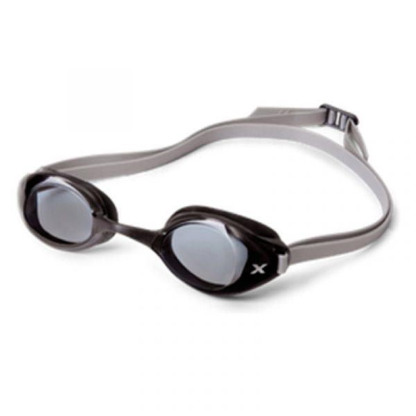 2XU Stealth Mirror Goggles Smoke