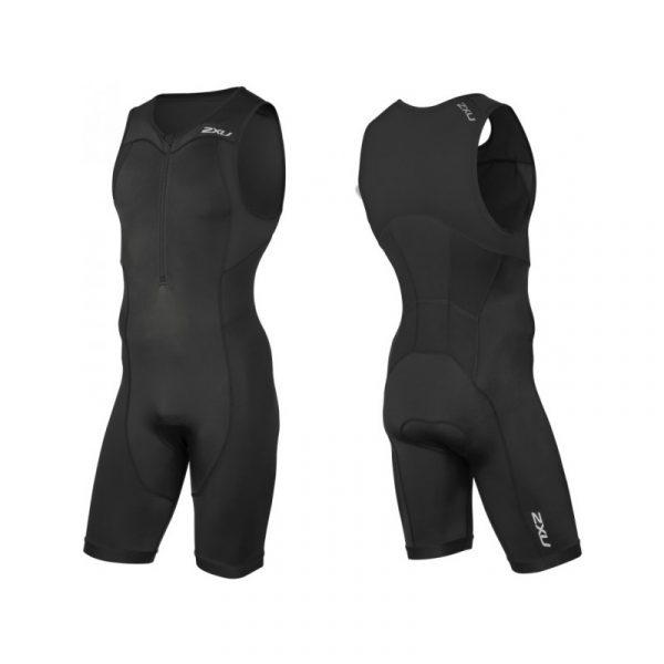 2XU Active Men's Trisuit Black