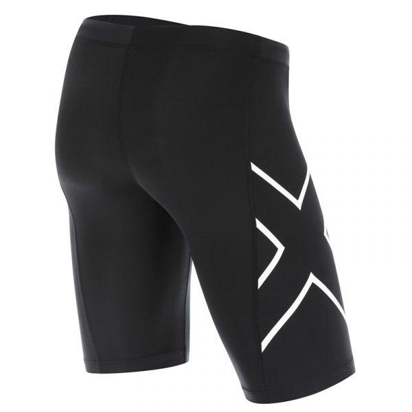 2XU Men's Compression Short Back