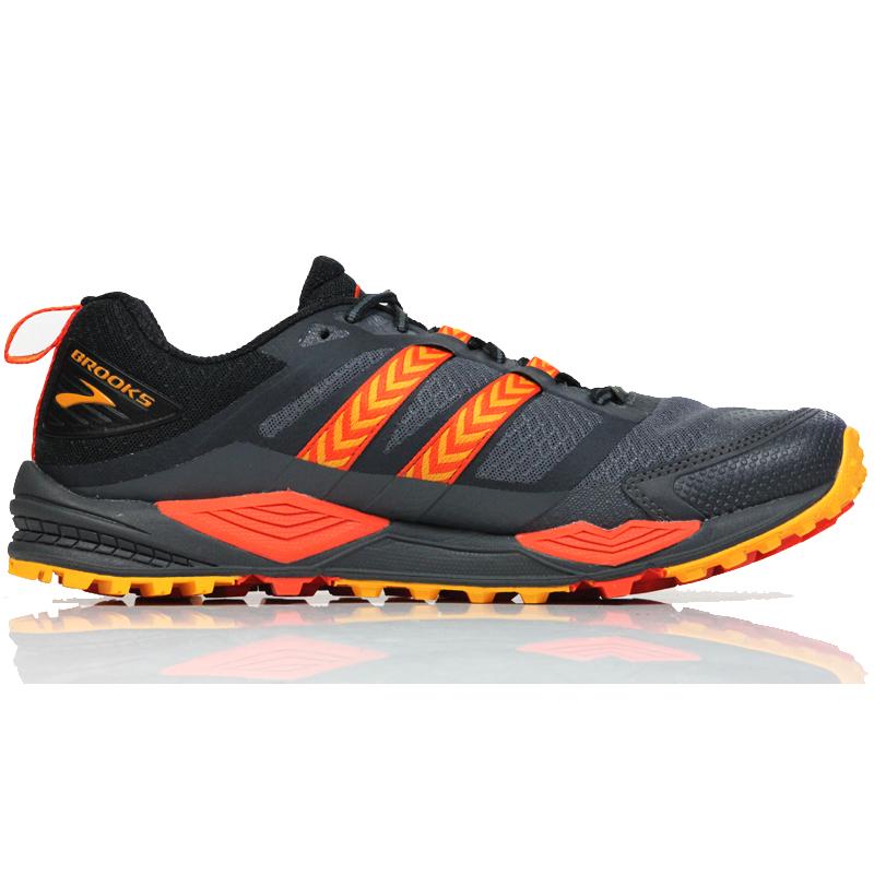 54e830c7e65 Brooks Cascadia 12 GTX Men s Trail Shoe Back