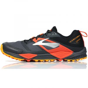 Brooks Cascadia 12 GTX Men's Trail Shoe Side