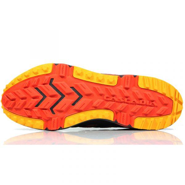 Brooks Cascadia 12 GTX Men's Trail Shoe Sole