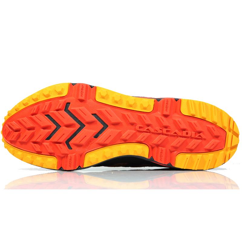 caacdb8974c Brooks Cascadia 12 GTX Men s Trail Shoe Sole