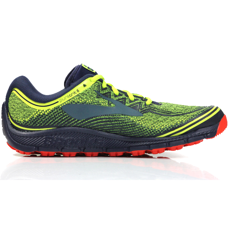 Brooks PureGrit 6 Men's Trail Shoe