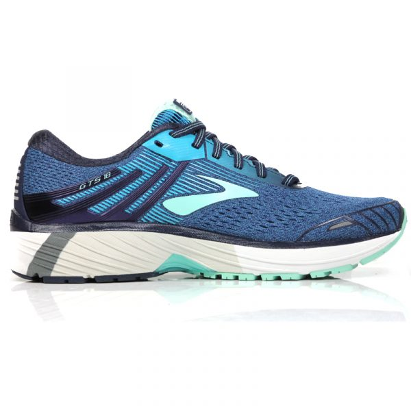 Brooks Adrenaline GTS 18 Women's Running Shoe Back