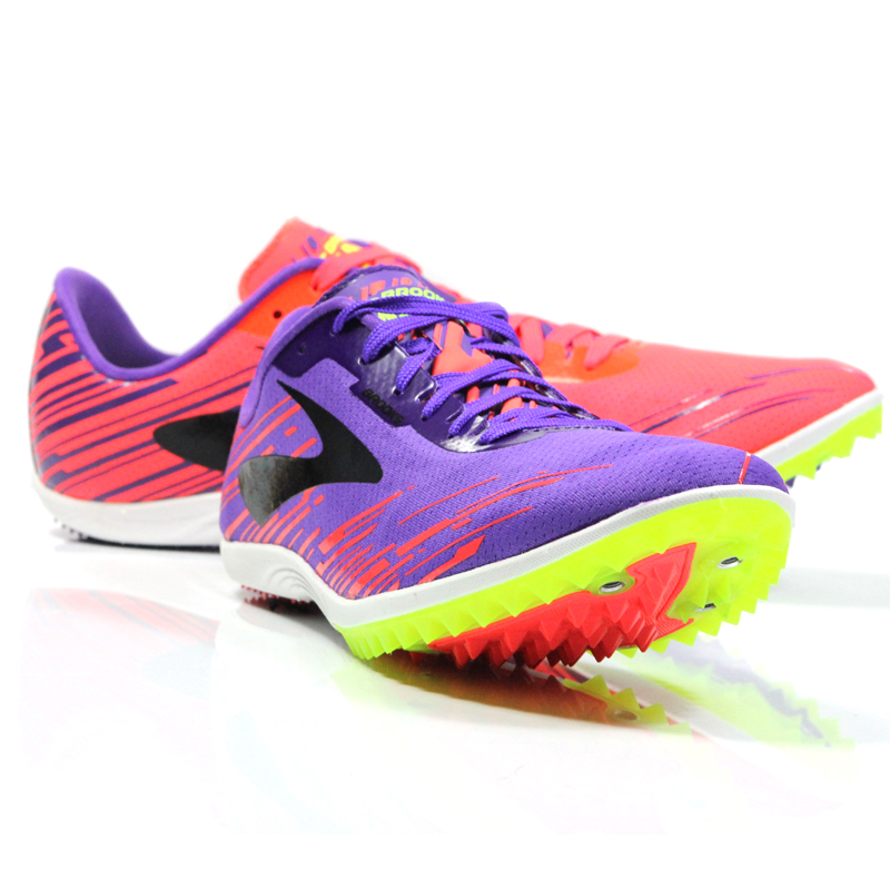 662afaa09f4 Brooks Women s Mach 18 Cross Country Running Spike Both Colours