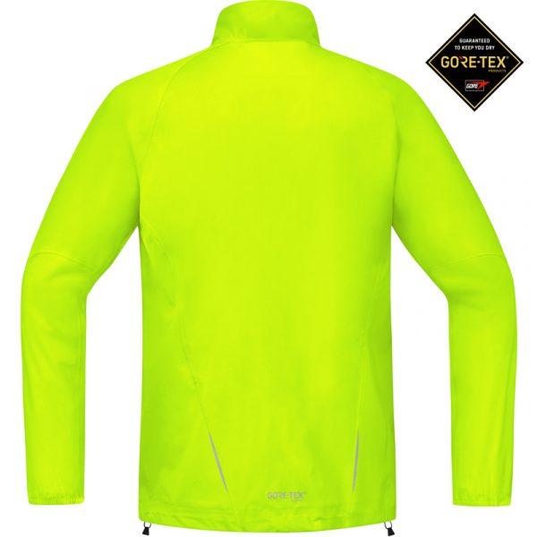 Gore Running Wear Essential GT AS Men's Running Jacket Back