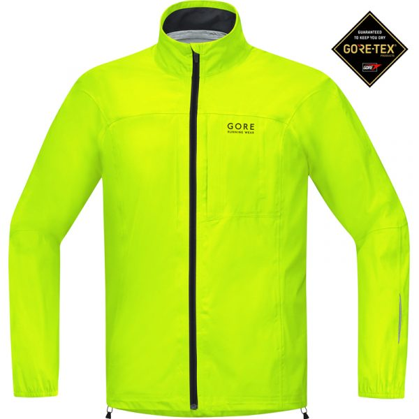 Gore Running Wear Essential GT AS Men's Running Jacket Front
