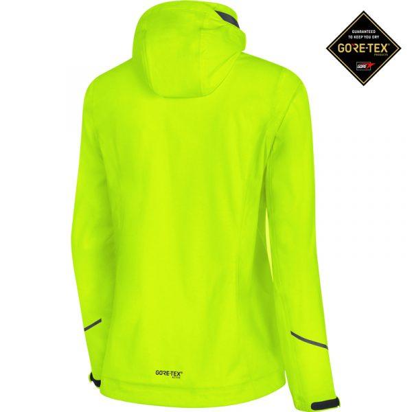 Gore Running Wear Essential Lady GTX Women's Running Jacket Back