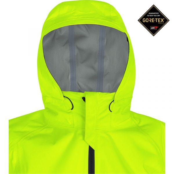 Gore Running Wear Essential Lady GTX Women's Running Jacket Hood