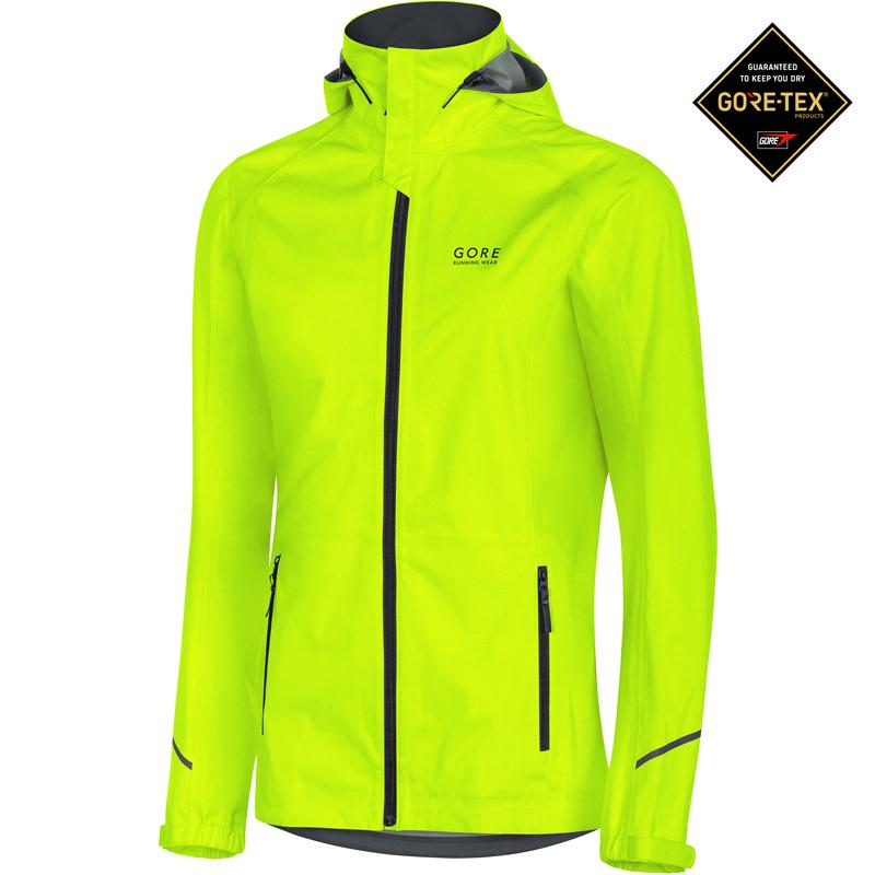 Gore Running Wear Essential Lady GTX Women s Running Jacket Front 814e1cf7679