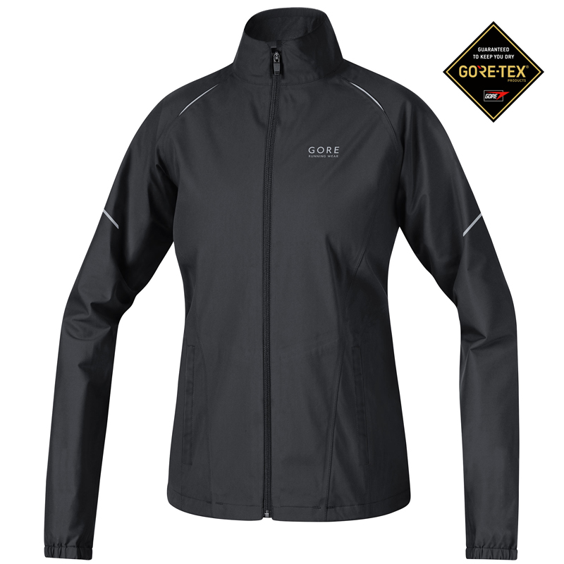 Gore Running Wear Essential Lady GT Active Women s Running Jacket Front db0582ce92a