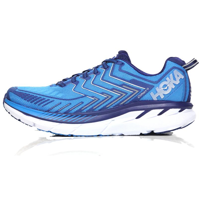 sports shoes 9895e 58829 Hoka One One Clifton 4 Men s Running Shoe Side