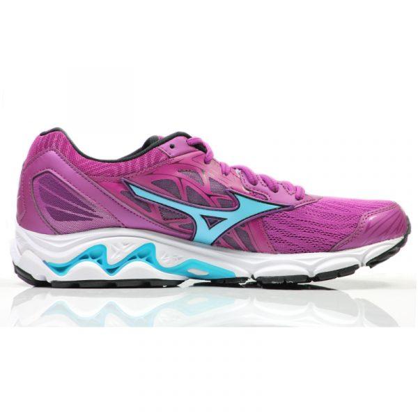 izuno Wave Inspire 14 Women's Running Shoe Back