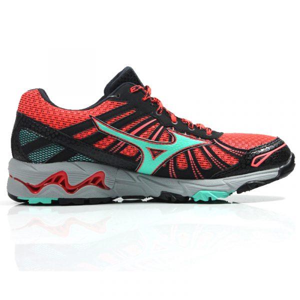 Mizuno Women's Wave Mujin 3 G-TX Trail Shoe Back
