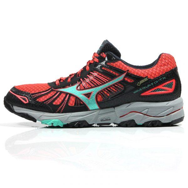 Mizuno Women's Wave Mujin 3 G-TX Trail Shoe Side