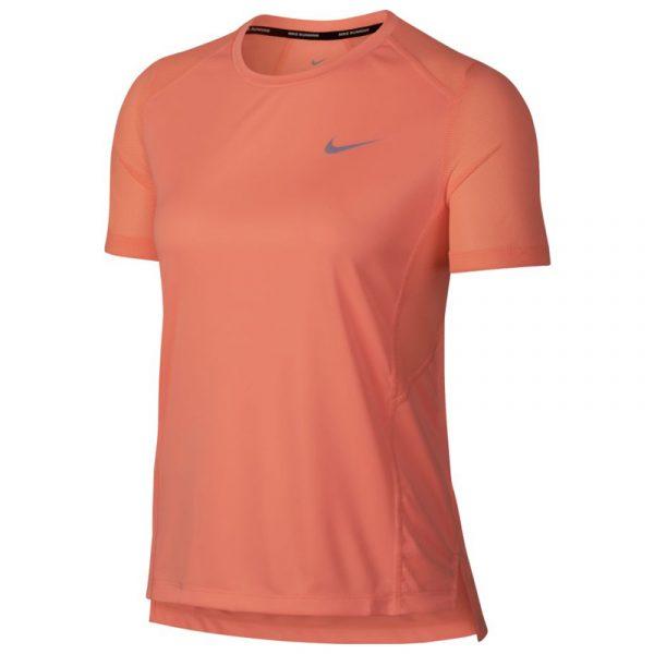 Nike Miler Short Sleeve Women's Running Tee Front
