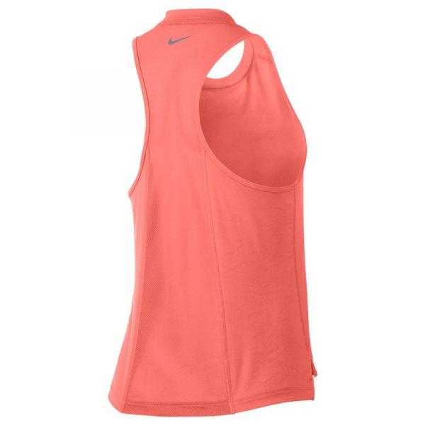Nike Dry Miler Women's Running Tank Back