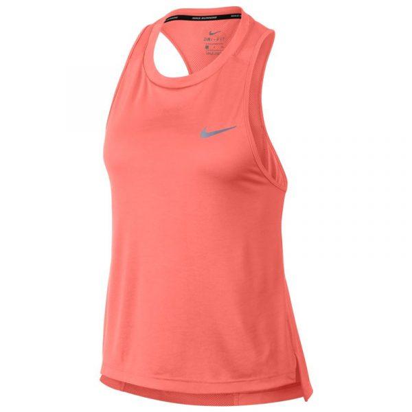 Nike Dry Miler Women's Running Tank Front
