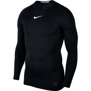 Nike Long Sleeve Men's Compression Top 010 Front
