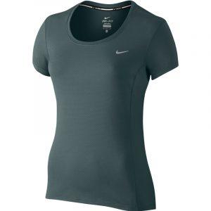 Nike Contour Short Sleeve Women's Running Tee Front