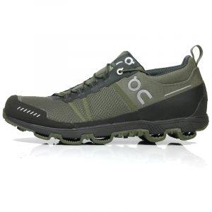 On Cloudventure Midtop Men's Trail Shoe Side