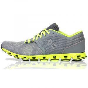 On Cloud X Men's Running Shoe Side