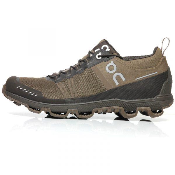 ON Cloudventure Mid-Top Women's Trail Shoe Side