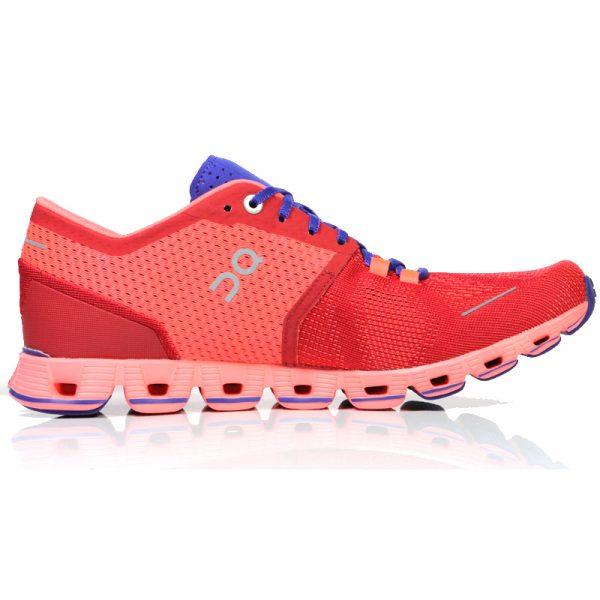 ON Women's Cloud X Running Shoe Back