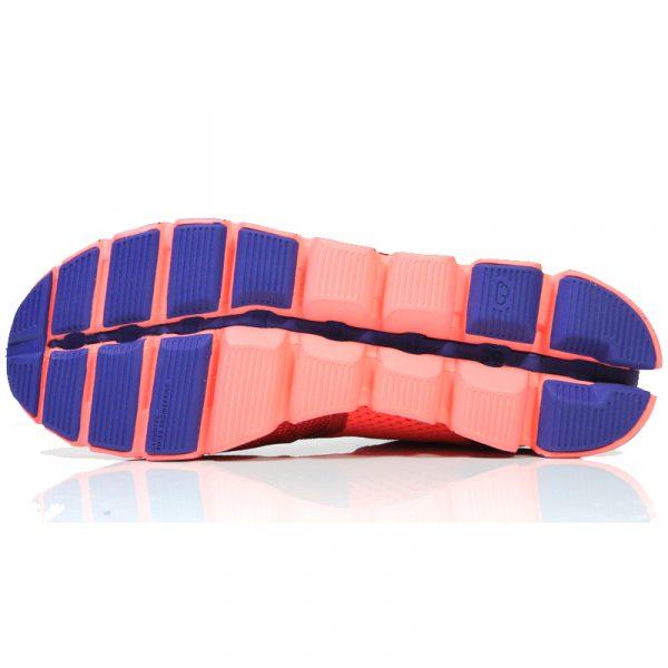 ON Women's Cloud X Running Shoe Sole