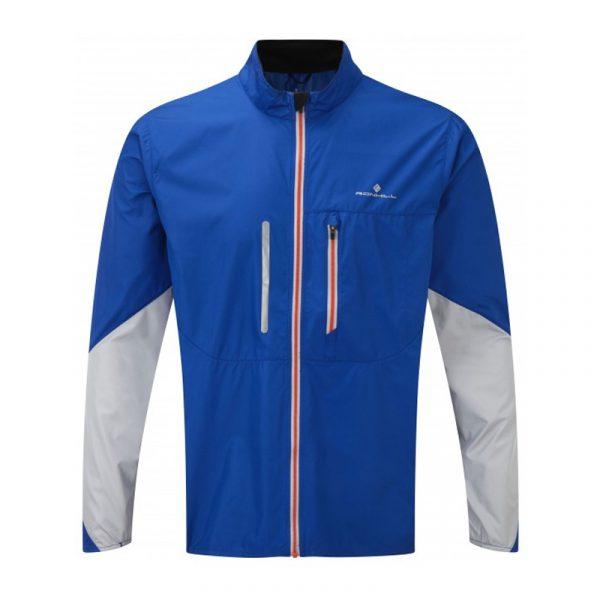 Ronhill Stride Windspeed Men's Running Jacket Front