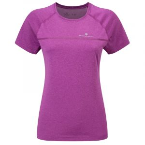 Ronhill Everyday Short Sleeve Women's Running Tee Front View