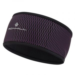 Ronhill Wind-Block Women's Headband Purple
