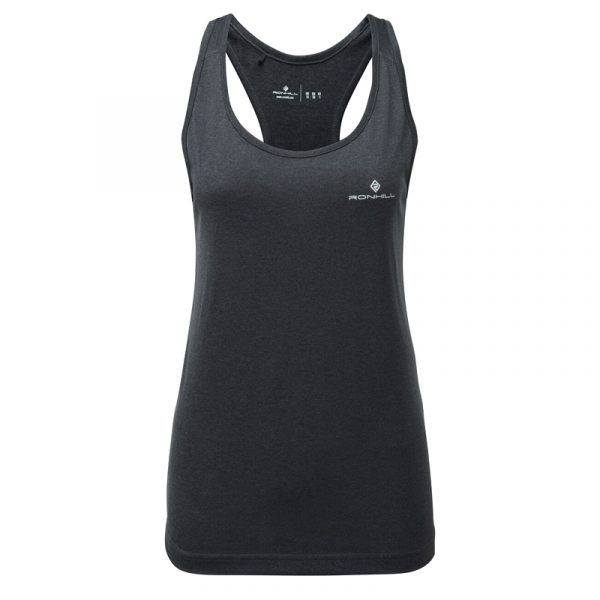 Ronhill Everyday Women's Running Vest Black Front