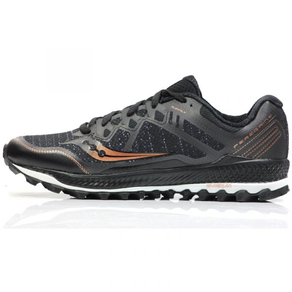 Saucony Peregrine 8 Men's Trail Running Shoe Side