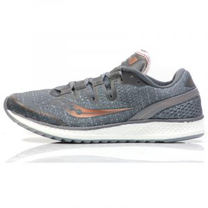 Saucony Freedom ISO Women's Running Shoe Side