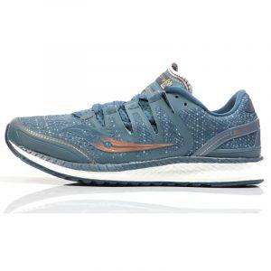 Saucony Liberty ISO Women's Running Shoe Side