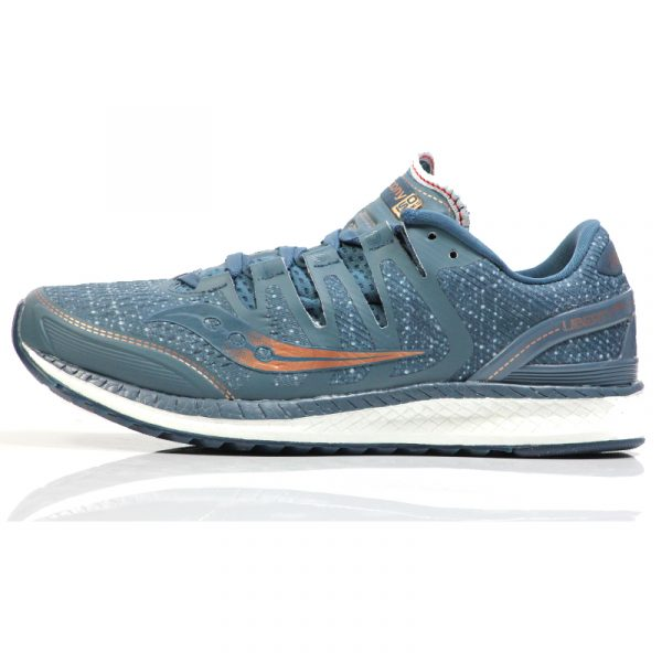 Saucony Liberty ISO Women's Running Shoe Side