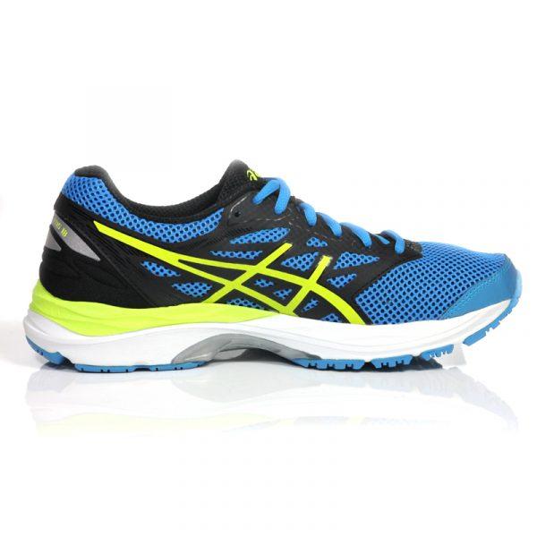 Asics Gel Cumulus 18 Junior Running Shoe Side