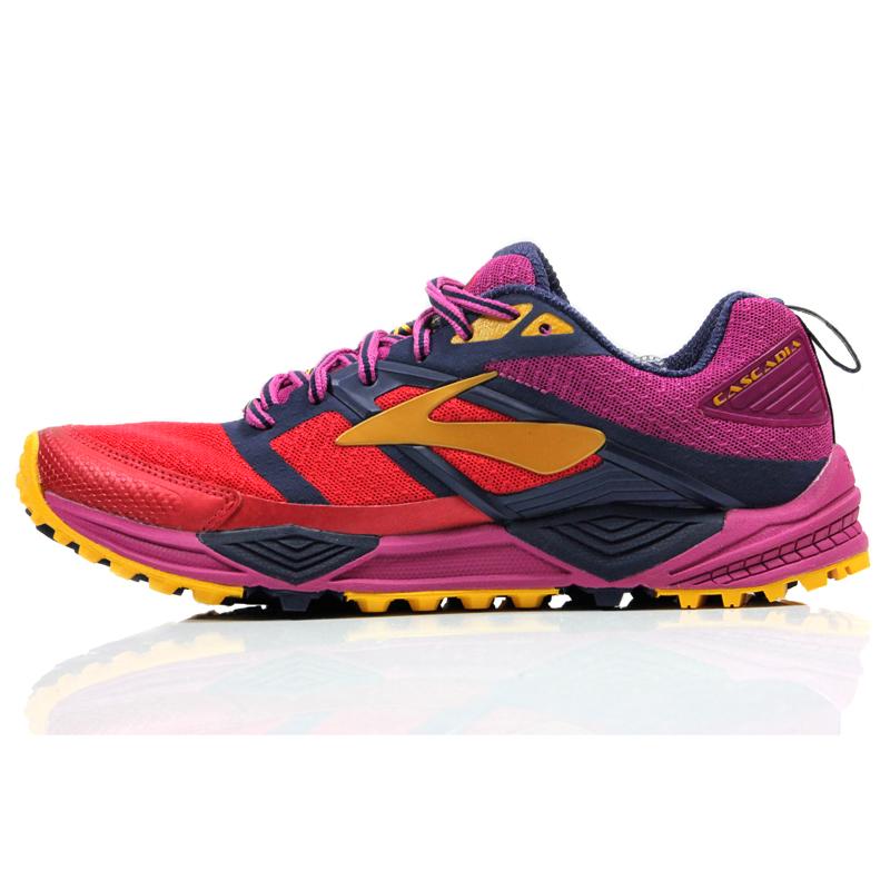 f37b212f5bf Brooks Cascadia 12 Women s Trail Shoe Side