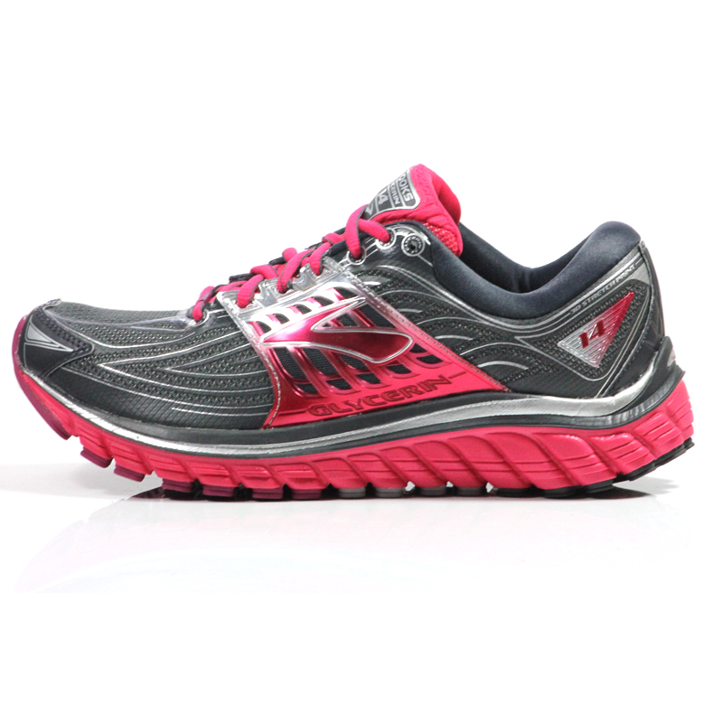 f9bc8c44d0322 Brooks Glycerin 14 Women s Running Shoe Side