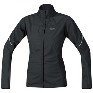 Gore Running Wear Essential AS Partial Lady Women's Running Jacket Front