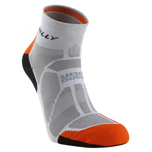 Hilly Men's Marathon Fresh Anklet Running Sock Side