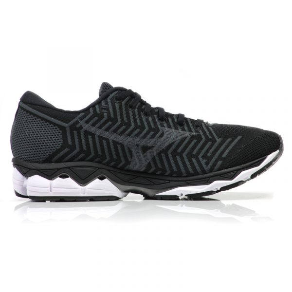 Mizuno Men's Waveknit R1 Running Shoe Back