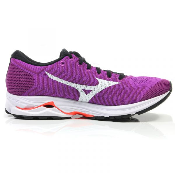 Mizuno Waveknit R1 Women's Running Shoe Back