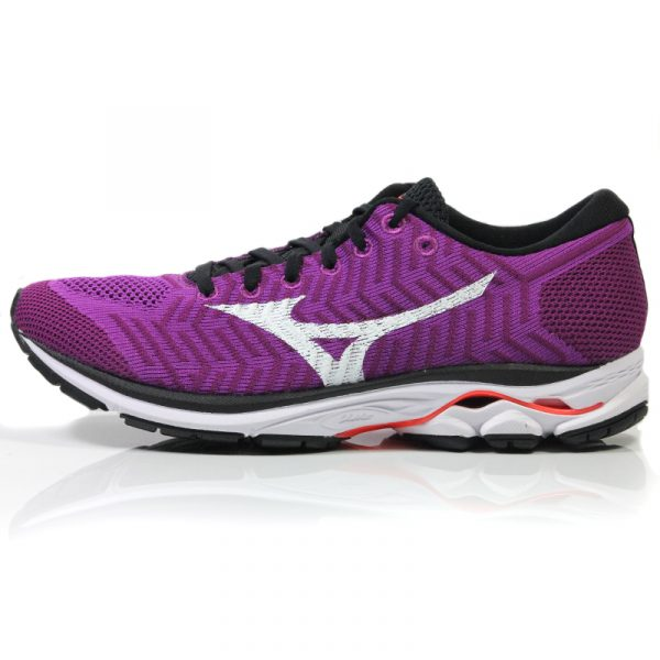 Mizuno Waveknit R1 Women's Running Shoe Side