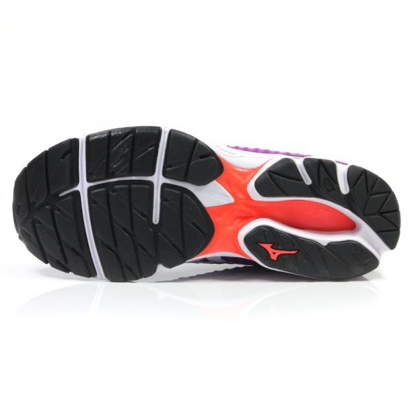 Mizuno Waveknit R1 Women's Running Shoe Sole