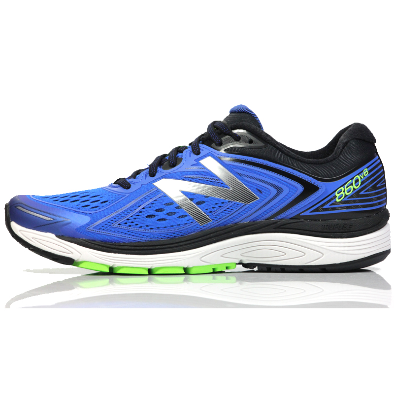 new product f23c3 92649 New Balance 860v8 Men's Running Shoe 2E Wide Fit | The ...