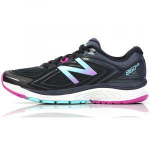 New Balance Women's 860v8 Running Shoe Side
