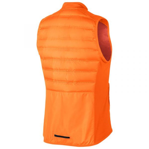 Nike Aeroloft Men's Running Vest Back